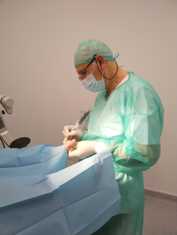 Cirugía de mínima incicisión